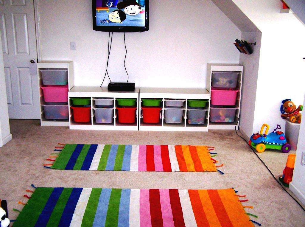 IKEA Kids Storage Bench