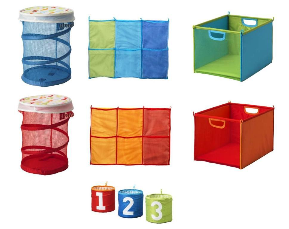 IKEA Kids Storage Bins