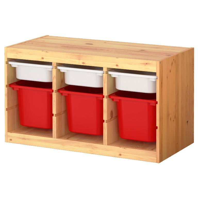 IKEA Kids Storage Boxes