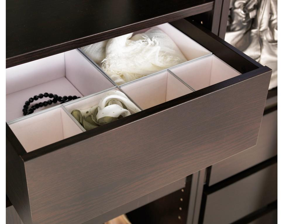 IKEA Komplement Drawer Organizers