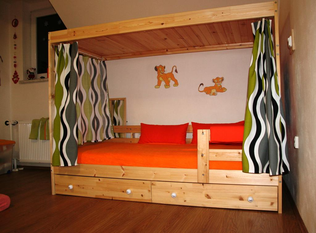 IKEA Mydal Bunk Bed