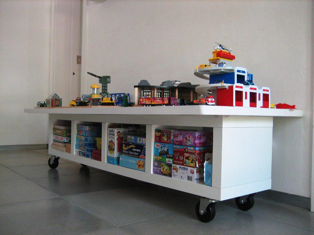 Kids Toy Storage IKEA