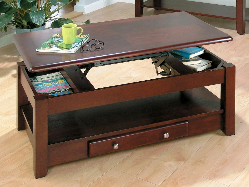 Lift Top Coffee Table IKEA Cocktail