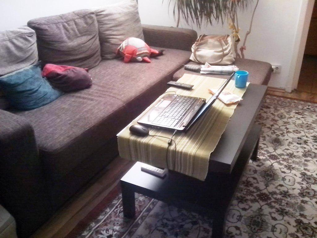 Lift Top Coffee Table IKEA Hackers