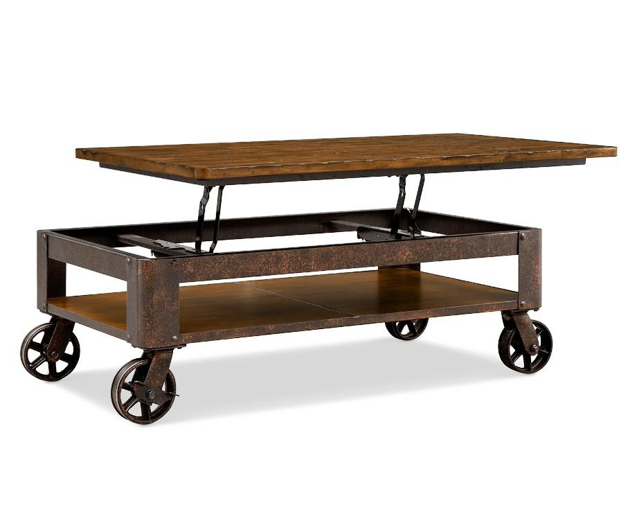 Lift Top Coffee Table IKEA With Casters