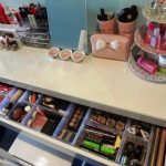 Malm Dressing Table IKEA Makeup Storage