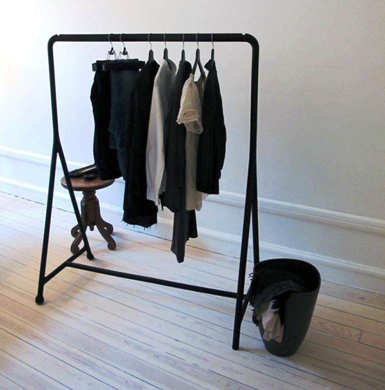 Portable Clothes Rack IKEA