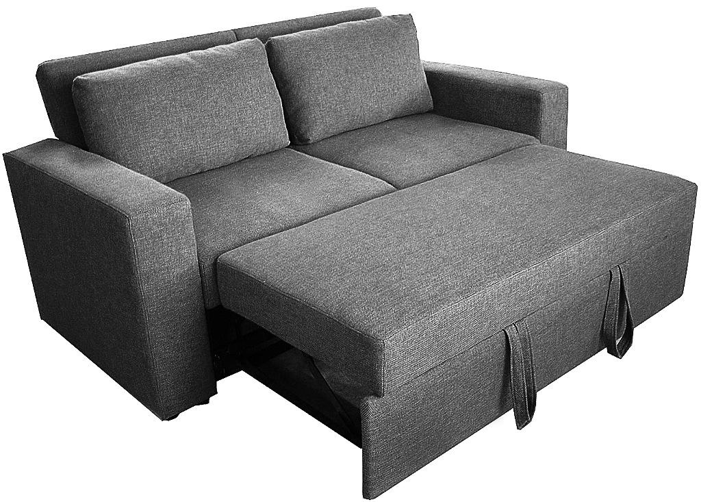 Image of: Pull Out Couch Bed IKEA