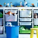Toy Storage Furniture