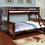 Twin Over Queen Bunk Bed IKEA