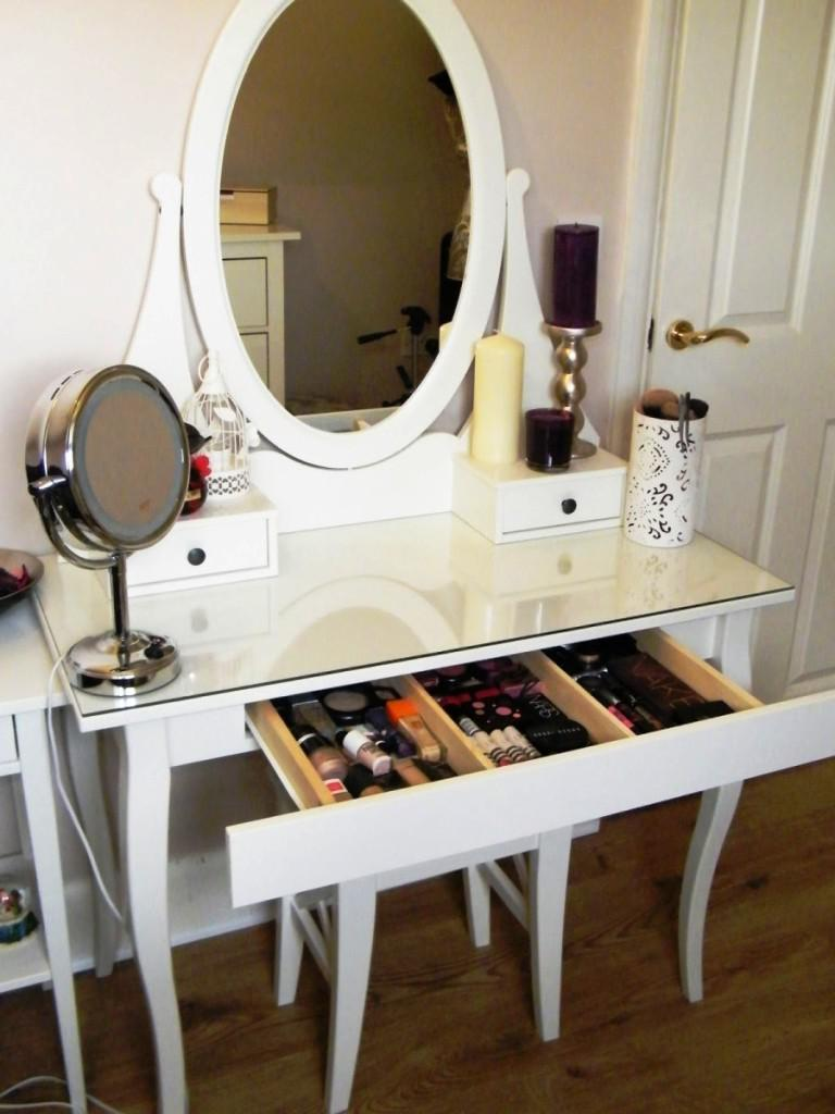 White Dressing Table IKEA