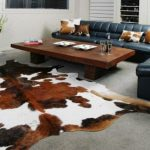 Animal Skin IKEA Cowhide Rug UK