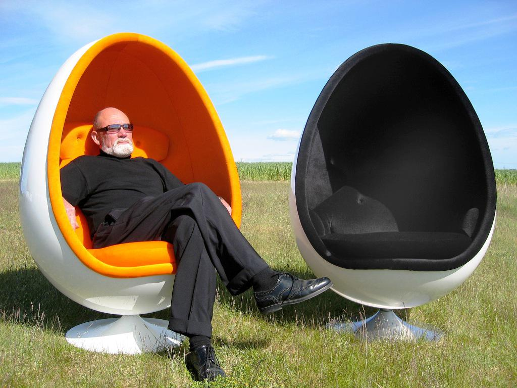 Image of: Awesome Egg Chair IKEA