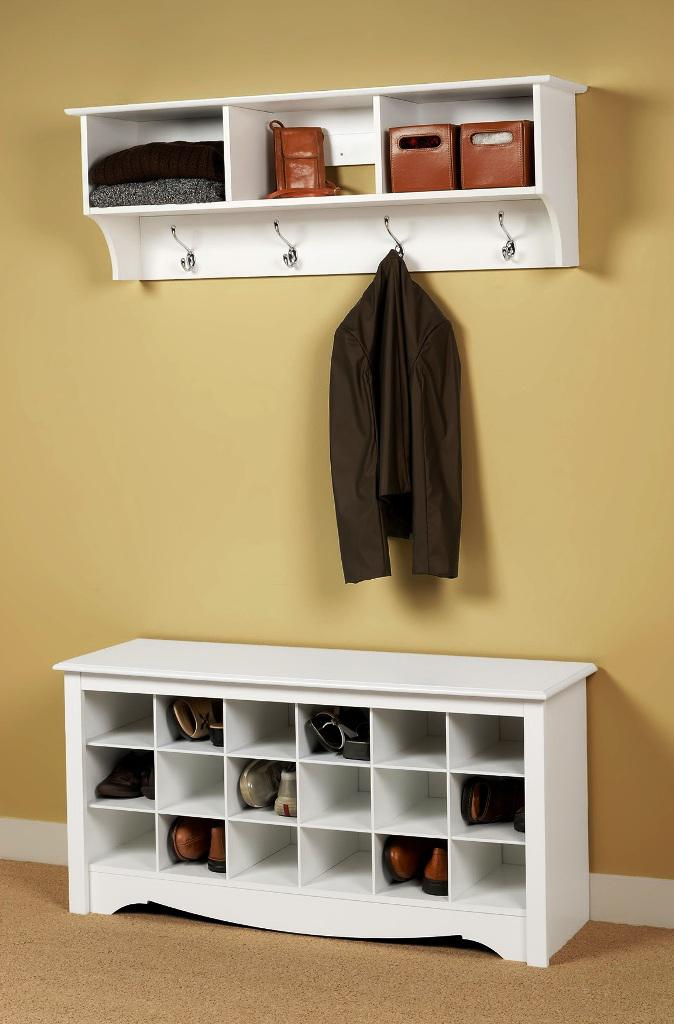 Bench Coat Rack IKEA