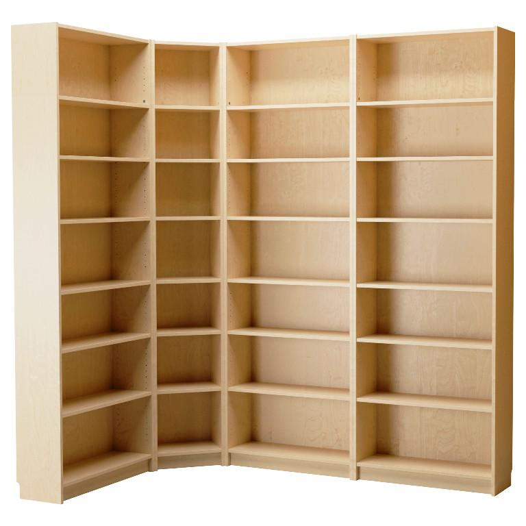 Billy Bookcases At IKEA
