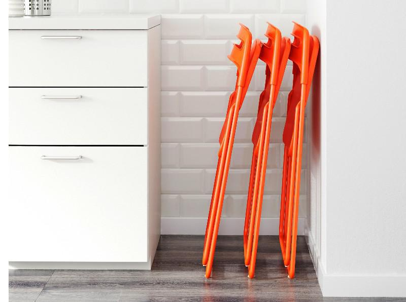 Collapsible IKEA Folding Chairs