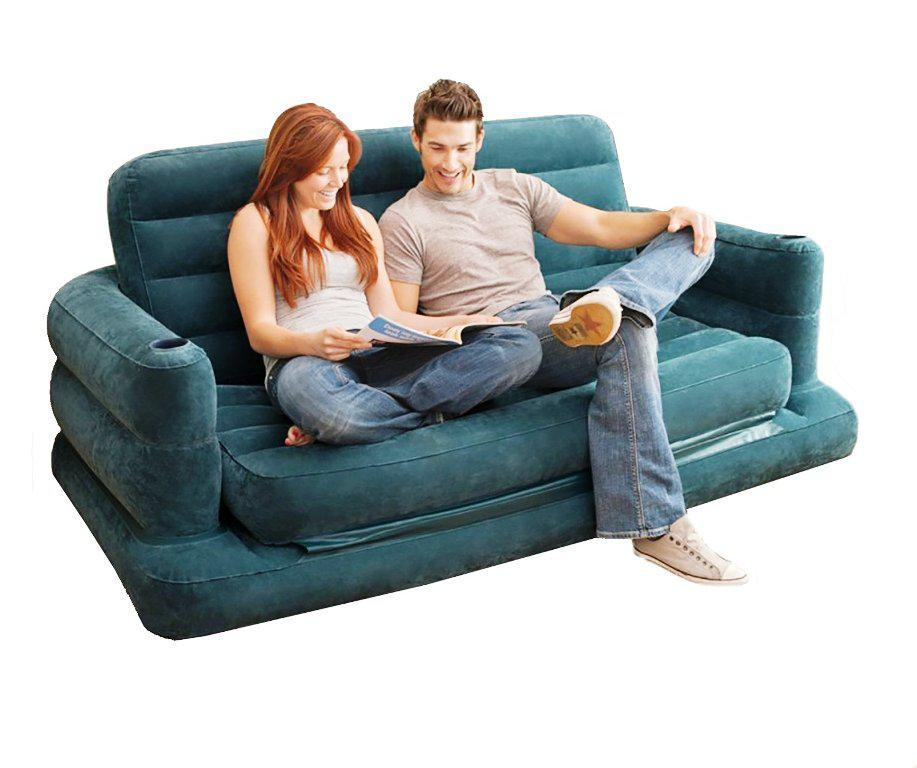 Comfortable IKEA Pull Out Couch