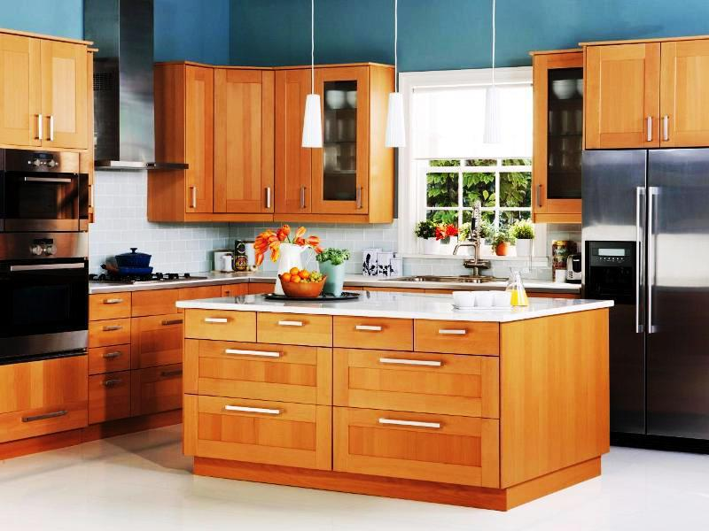 Contemporary IKEA Kitchens Design Ideas