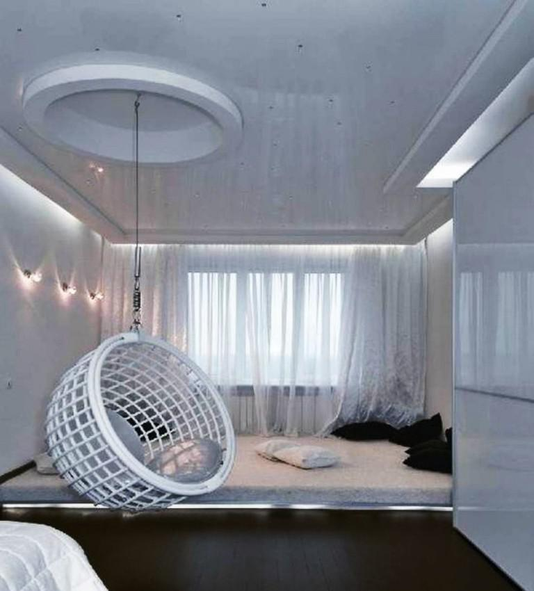 Image of: Egg Chair IKEA Hanging