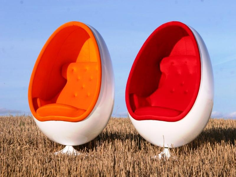 Image of: Egg Chair Outdoor