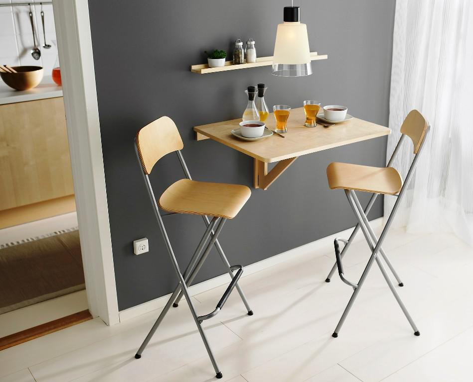 Folding Bar Stool IKEA