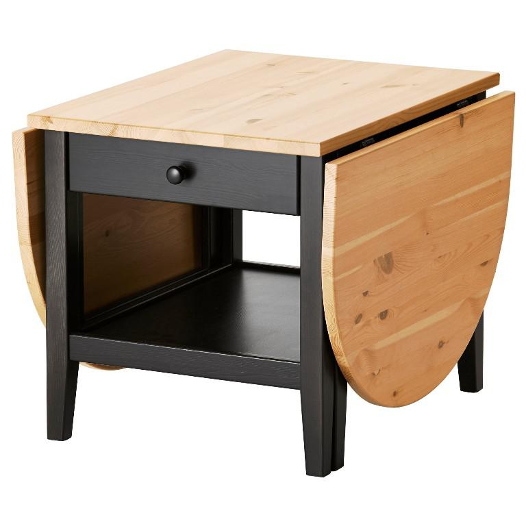 Image of: Folding Coffee Table IKEA