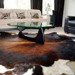 Genuine IKEA Cowhide Rug