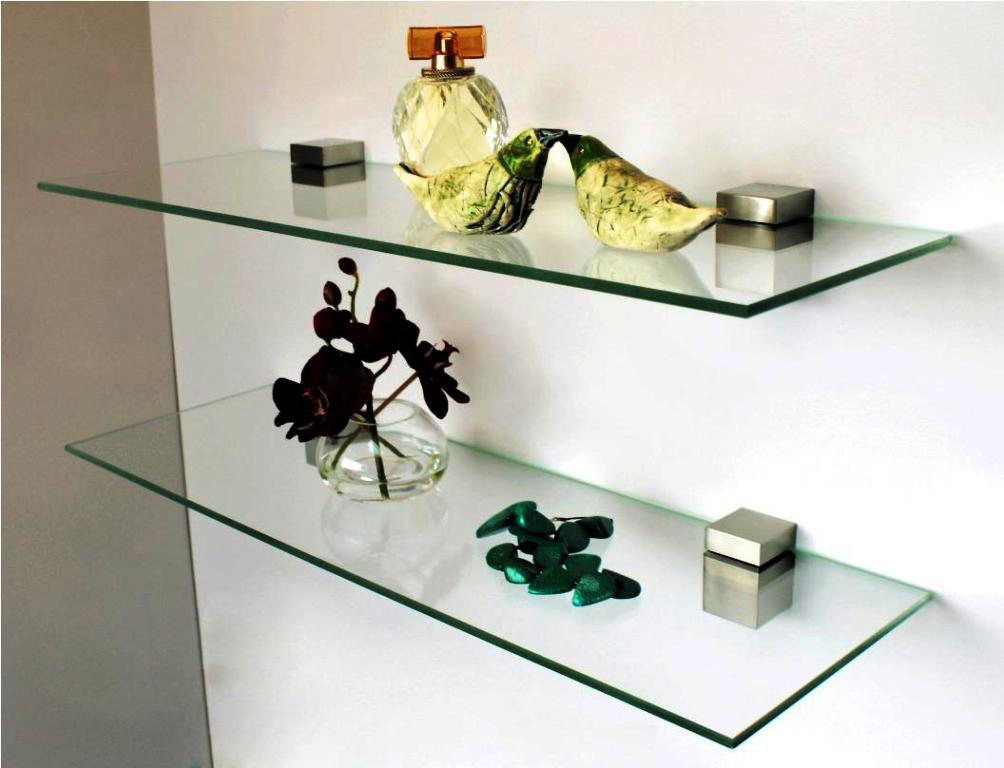 Glass Wall Shelves IKEA