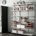 IKEA ALGOT Storage Systems