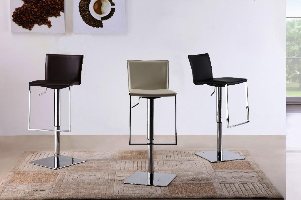 IKEA Bar Stools Leather