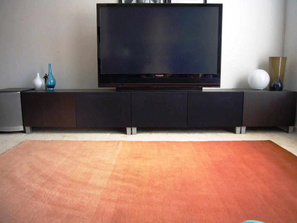 Image of: IKEA Besta TV Cabinet