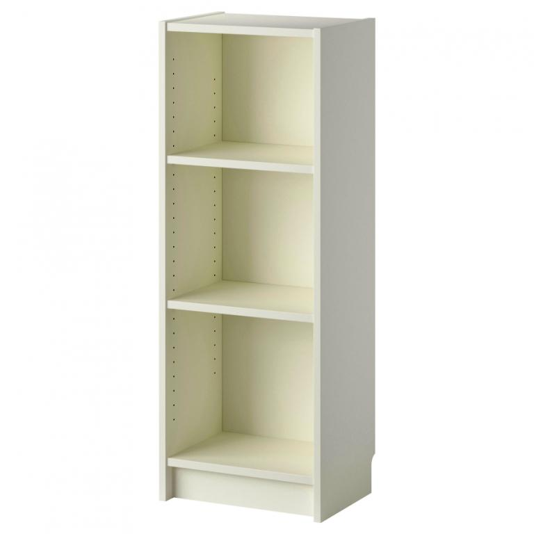 IKEA Billy Bookcase White