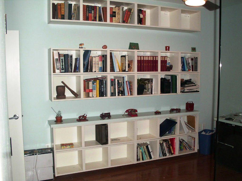 IKEA Billy Bookcases White