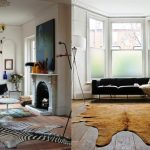 IKEA Cowhide Rug Floor Decor