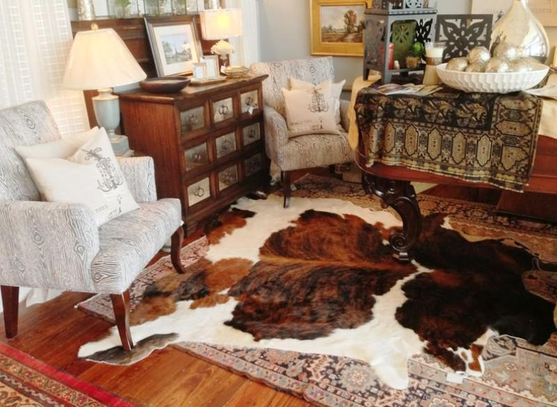 Best Lovely IKEA Cowhide Rug
