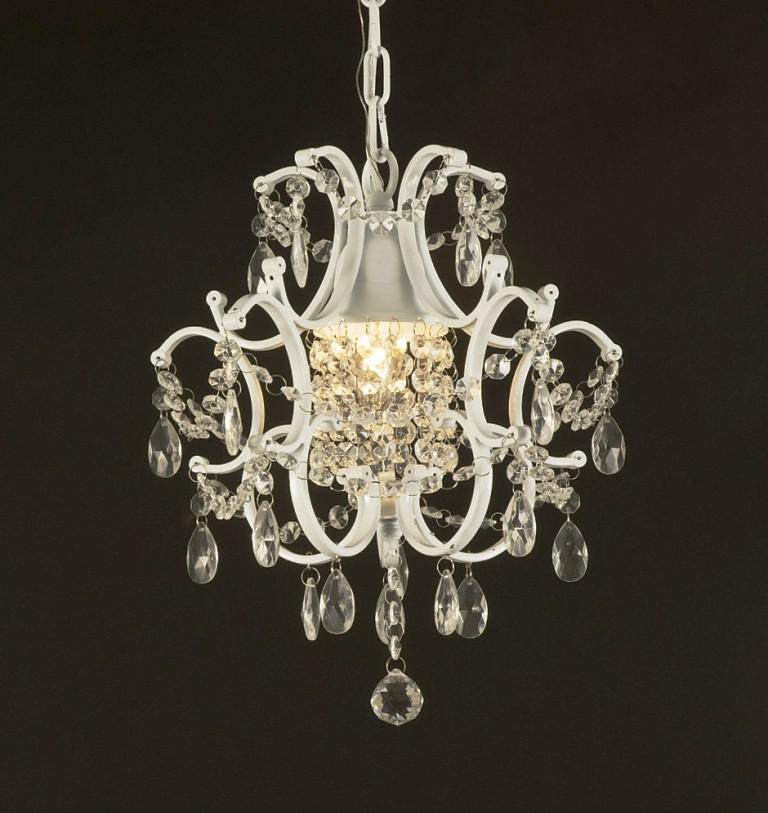 IKEA Crystal Chandelier