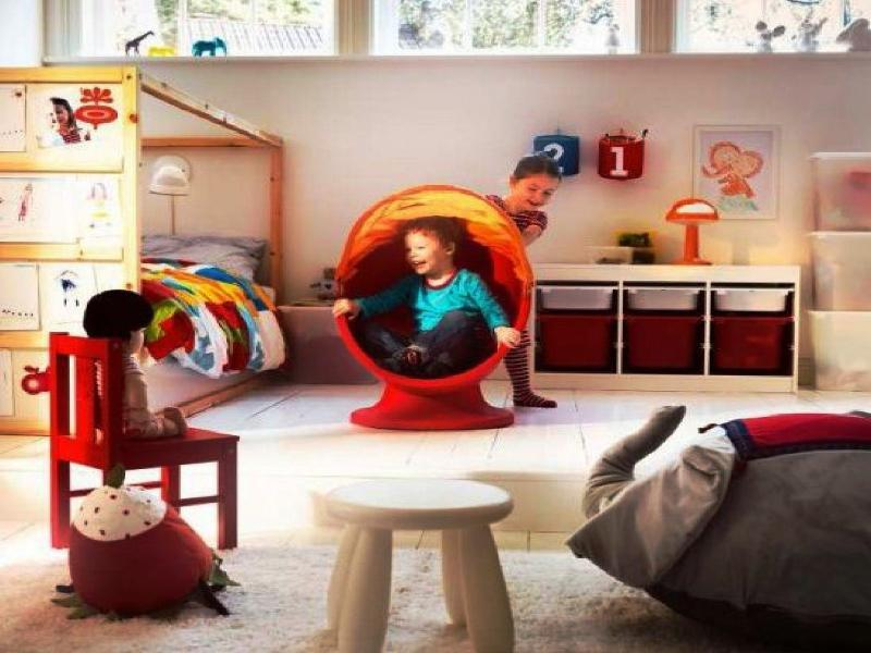 Image of: IKEA Egg Chair Canopy