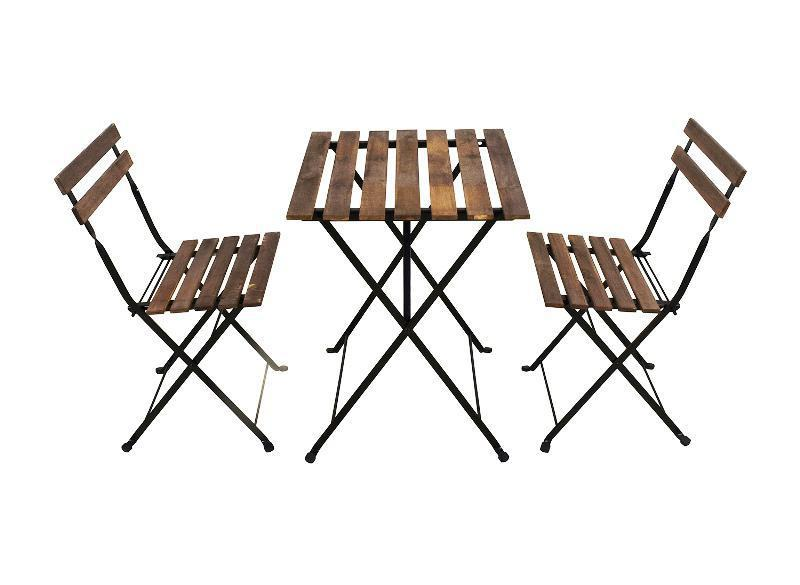 IKEA Folding Chairs Outdoor