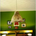 IKEA Hanging Light Fixture
