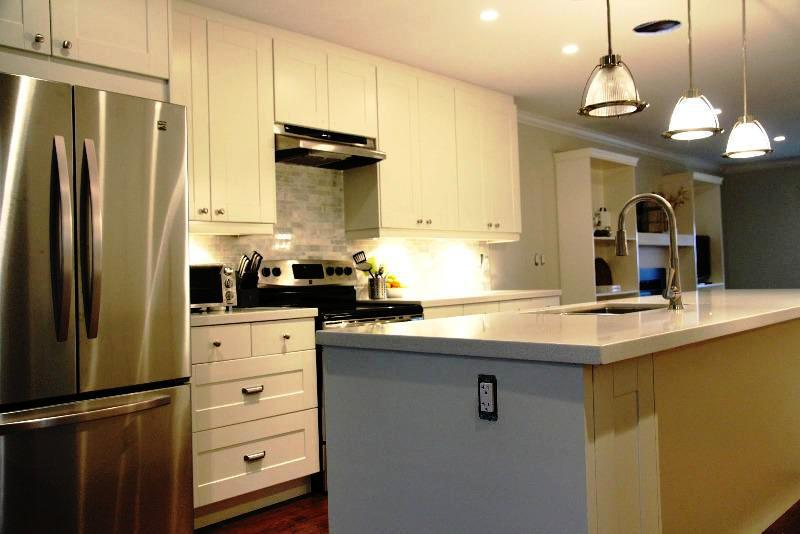 IKEA Kitchens Modern Contemporary White Cabinets