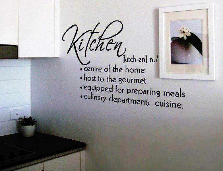 IKEA Kitchens Wall Decals Decor Ideas