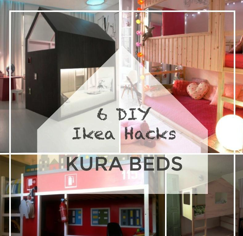 IKEA Kura Bed Hack