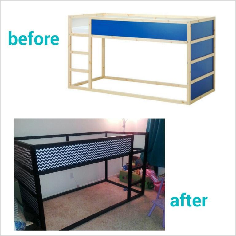 IKEA Kura Bed Ideas
