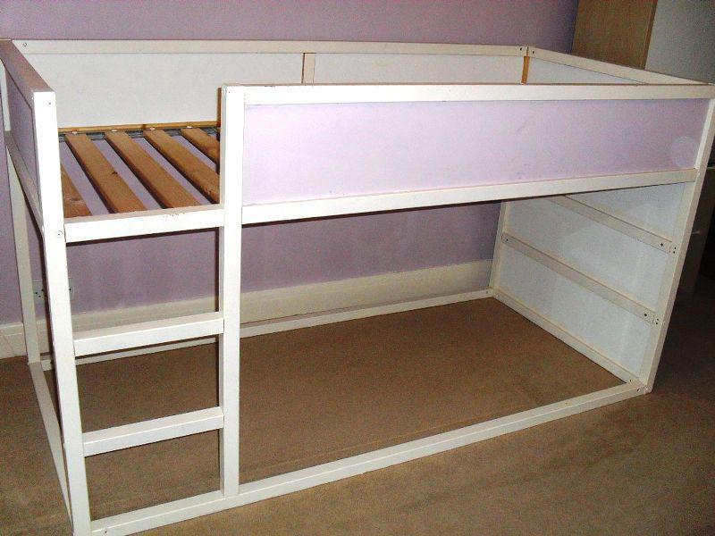 IKEA Kura Bed Weight Limit
