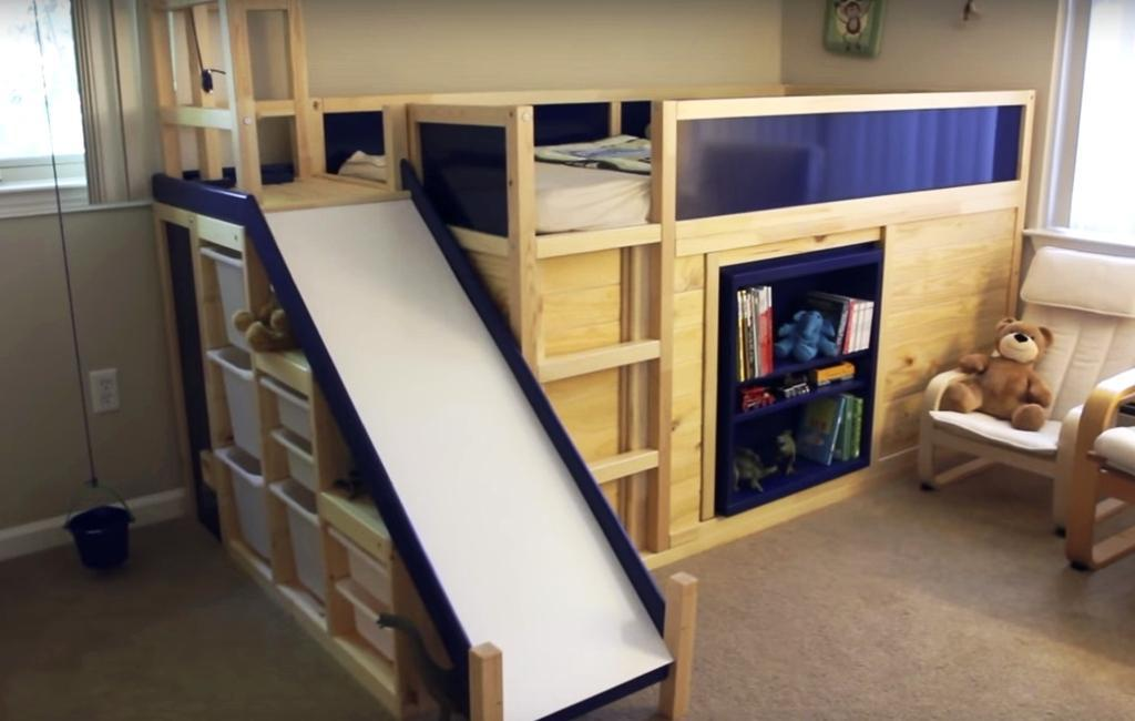 IKEA Kura Bunk Bed
