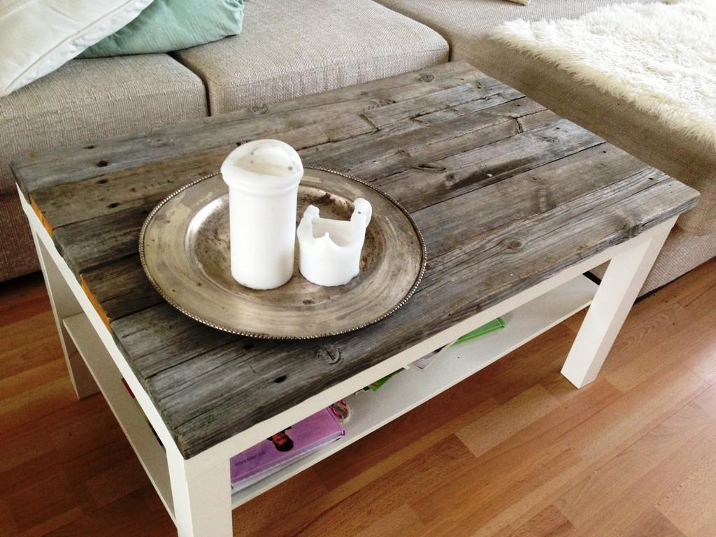 Image of: IKEA Lack Coffee Table