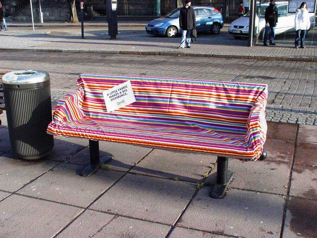 IKEA Outdoor Bench