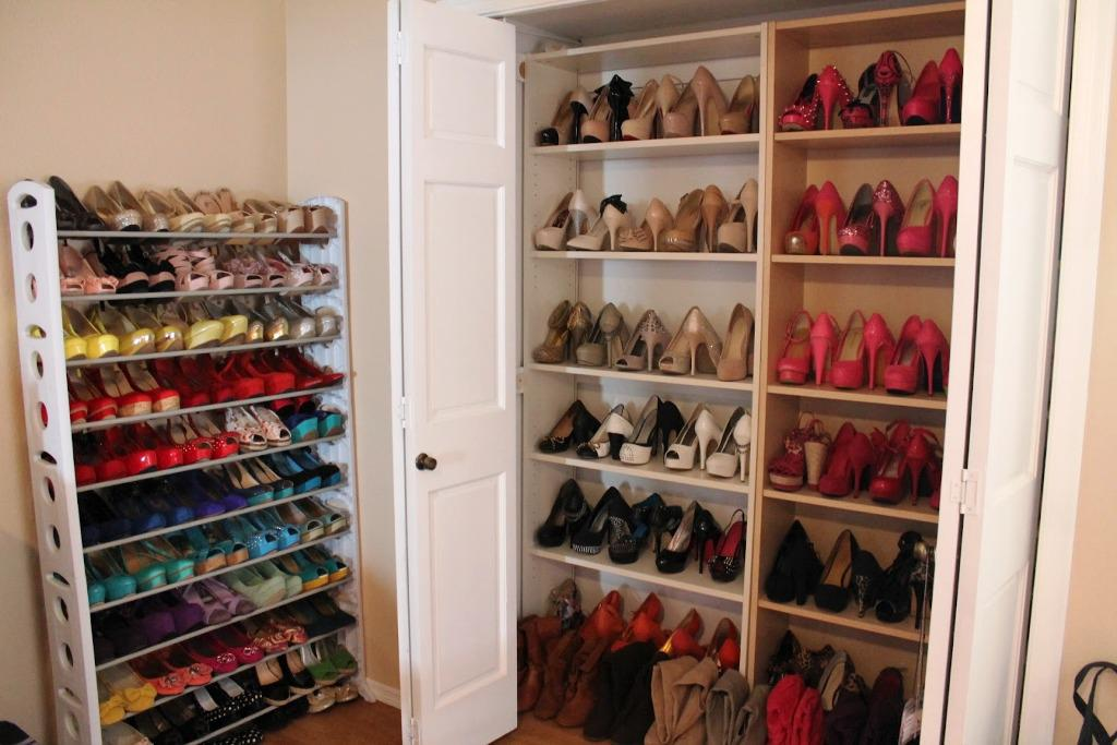 IKEA Over The Door Shoe Organizer
