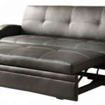 IKEA Pull Out Couch Leather