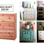 IKEA Rast Chest Of Drawers